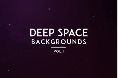 Deep Space Backgrounds 1
