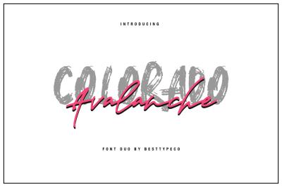 CA font Duo