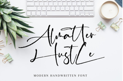 Almatter Hustle