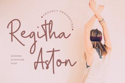 Regitha Aston