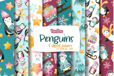 Penguins Digital Papers
