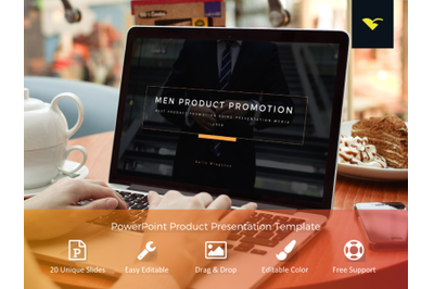 Product Promotion PowerPoint Templates