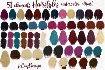 Hairstyles clipart,Girls clipart, Dreads Hairstyles,