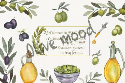 """Olive mood"""