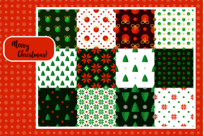Christmas abstract  patterns vol.1