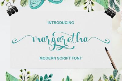 Margaretha Script