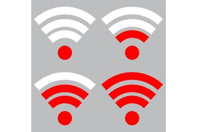 Wi fi signal strength