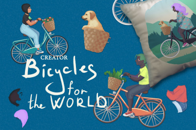 Bicycles for the World Creator