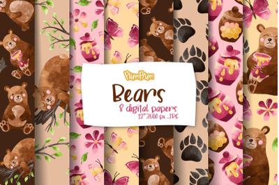 Bears Digital Papers