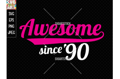 Awesome Since '90