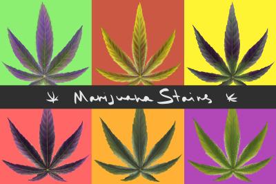 Marijuana Stairs
