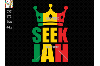 Seek Jah