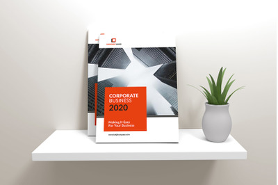 Samawa - A4 Business Corporate Brochure