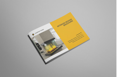 Intersign - Interior Design Brochure Template