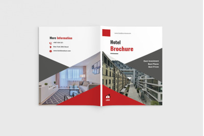 Hotelpro - A4 Hotel Brochure Template
