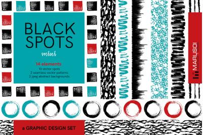 BLACK SPOTS mini