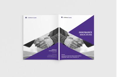 Lifevest - A4 Insurance Brochure Template