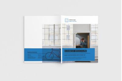 Savana - A4 Business Brochure Template