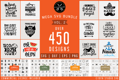 SVG Bundle | Mega SVG Bundle Vol.3