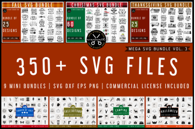 SVG Bundle | Mega SVG Bundle 3
