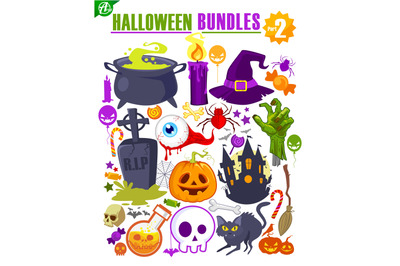 Halloween bundles part 2
