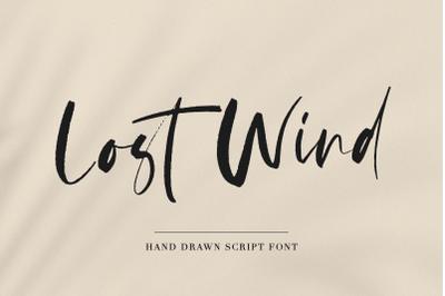 Lost Wind