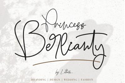 PRINCESS BERLIANTY