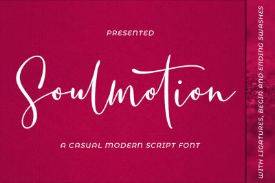 Soulmotion script