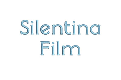 Silentina Film 15 sizes embroidery font (RLA)