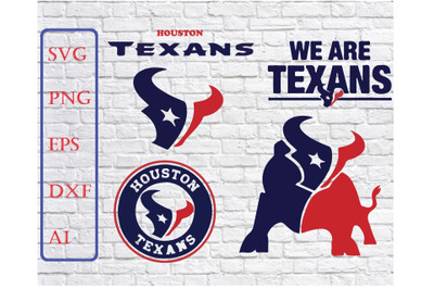 Houston Texans Svg, Texans Svg, NFL svg, Football Svg Files