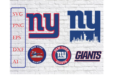 New York Giants Svg, Giants Svg, NFL svg, Football Svg Files, T-shirt