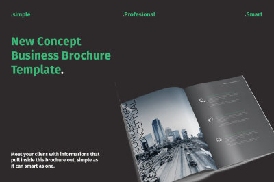 New Concept Business Brochure