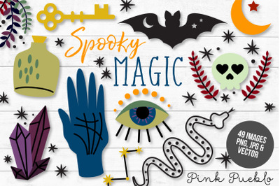 Magic and Occult Clipart and Vectors