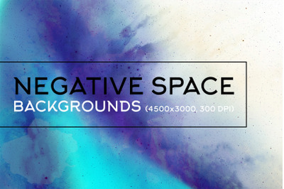 Negative Space Backgrounds 1