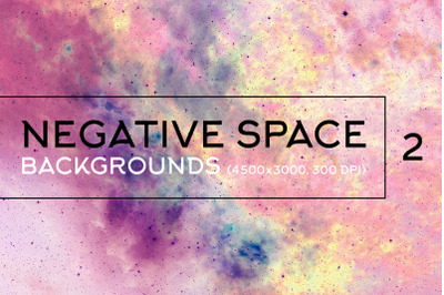 Negative Space Backgrounds 2