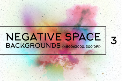 Negative Space Backgrounds 3