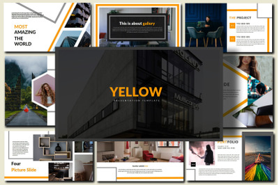 Yellow - Innovative PowerPoint