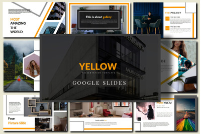 Yellow Innovative - Google Slides