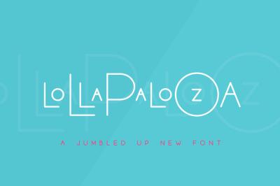 Lollapalooza Font Trio