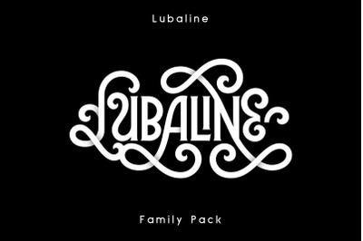 Lubaline Font