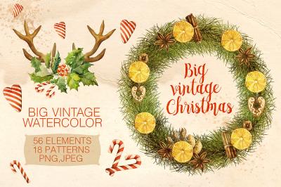 Big vintage Christmas