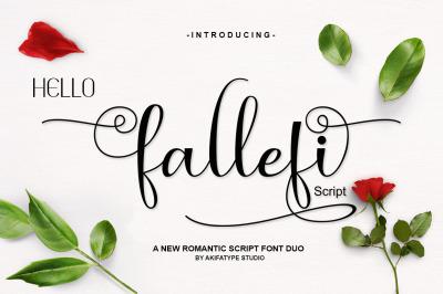 Fallefi Font Duo