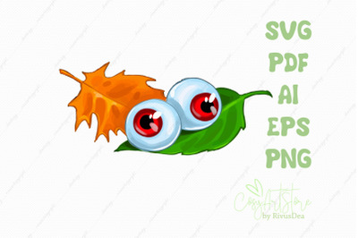 Halloween Eyes SVG download Scary Eyes PNG, Halloween Eyeball Cut file