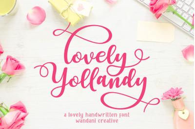 Lovely Yollandy