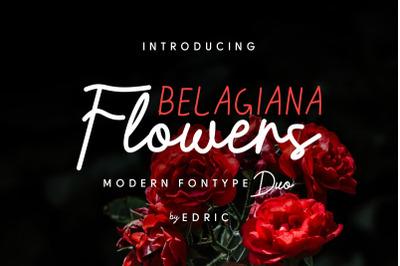 Belagiana Flowers