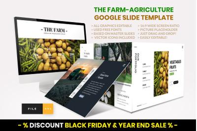 Farm - Agriculture Google Slide Template