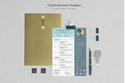 Charles Resume Template