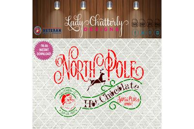 North Pole Hot Chocolate