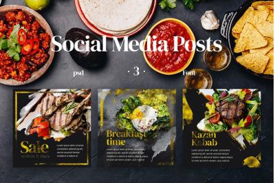 Social Media Post Instagra