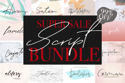 99% OFF / Super Sale Bundle